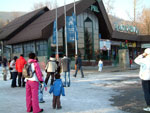 Zakopane: Rack and pinion railway to top of Gubalowka from Zakopane Market