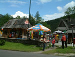 Zakopane : entertainment for children in the summer