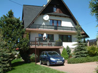 house to rent for holidays in malopolska poland