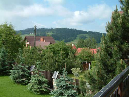 house to rent near Zakopane