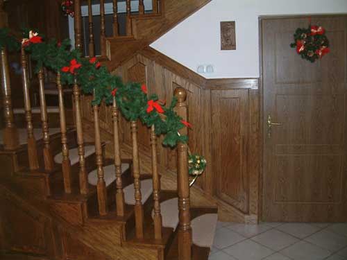 self-catering house rental for Christmas