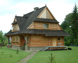 wooden architecture